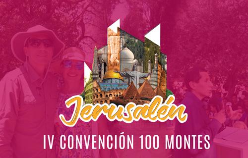 CONVENCIÓN 100 MONTES 2018