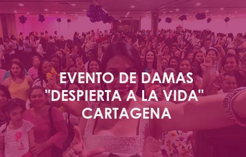 DESPIERTA A LA VIDA – Cartagena