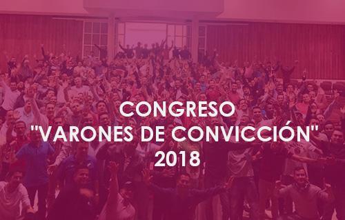 CONGRESO VARONES DE CONVICCIÓN