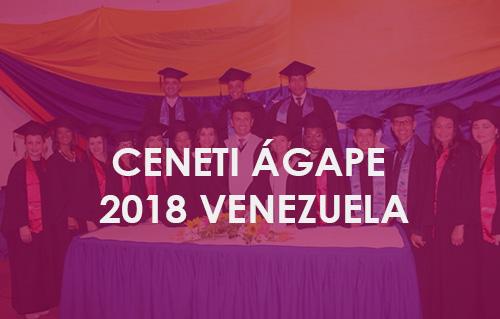 Ceneti Ágape Venezuela 2018