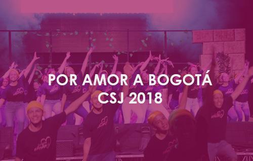 Por amor a Bogotá