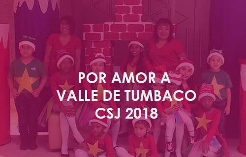 Por amor a Tumbaco