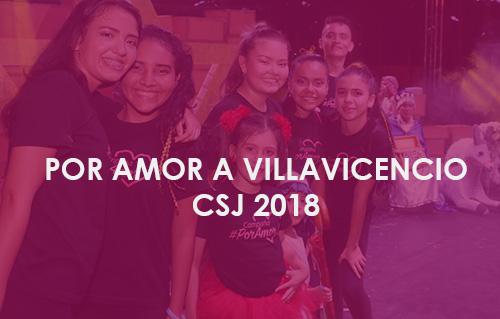 Por amor a Villavicencio
