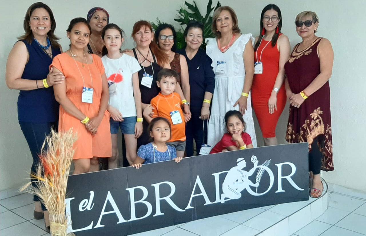 Culminamos el congreso Centro Americano